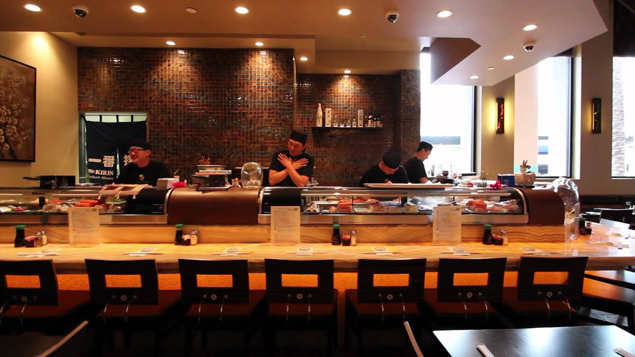 Love Boat Sushi In Fashion Valley Mall In San Diego By Hans