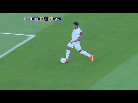 Extended Highlights: United States vs. Honduras - Nations Leagues CONCACAF