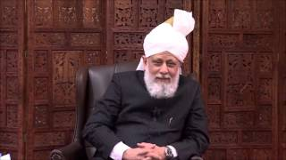 Huzoor's favorite place to visit?