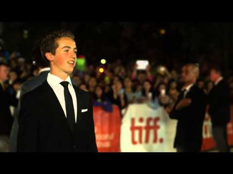 Maps to the Stars: Evan Bird TIFF Movie Premiere Gala Arrival