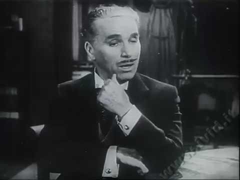 MONSIEUR VERDOUX (1947) -  Trailer Italiano