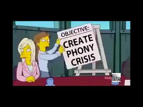 The Simpsons - Covid-19 Vaccine