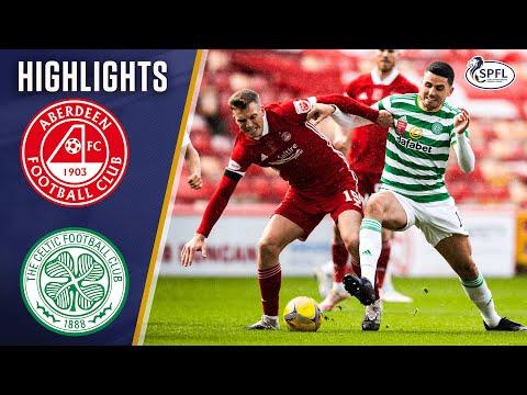 Aberdeen Celtic Goals And Highlights