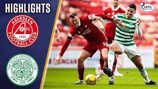 Aberdeen 3-3 Celtic | Late Ferguson Penalty Secures Draw in 6 Goal Clash! | Scottish Premiership