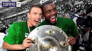 When Džeko met Grafite | The Strike Duo that Won Wolfsburg the Bundesliga