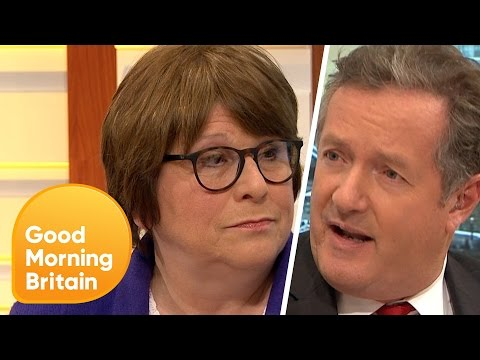 Judge's Rape Comments Spark Outrage and Accusations of 'Victim-Blaming' | Good Morning Britain