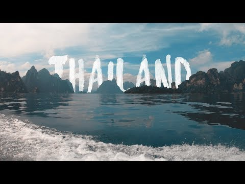 THAILAND 2017 | GoPro Hero 6 | TruTravels Tour [4K]