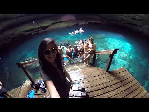 Devils Den and Ginnie Springs Camping 2017