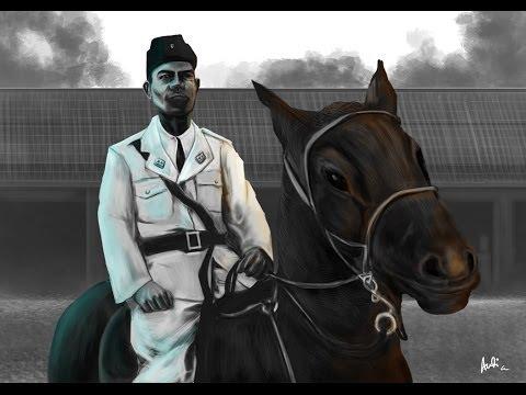 Jendral Sudirman Digital Painting by Audi Moslem