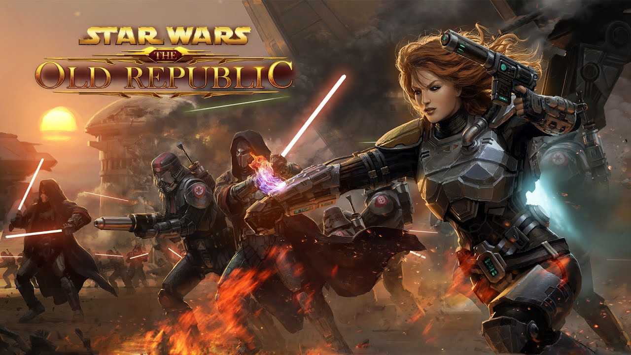 Star Wars The Old Republic Imperial Agent Let S Play Part 23