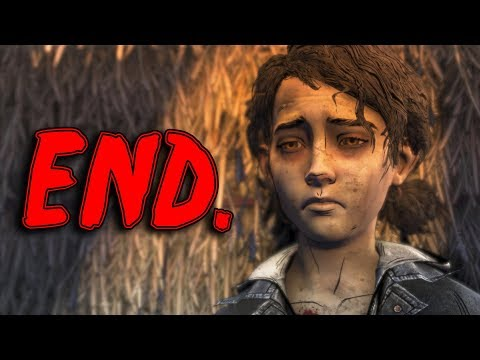 After 6 Years... This Is The End (Walking Dead Final Episode 4)