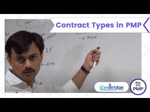 PMP® | Contract Types | Project Procurement Management