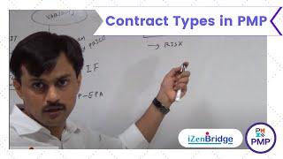 PMP® | Contract Types | Project Procurement Management