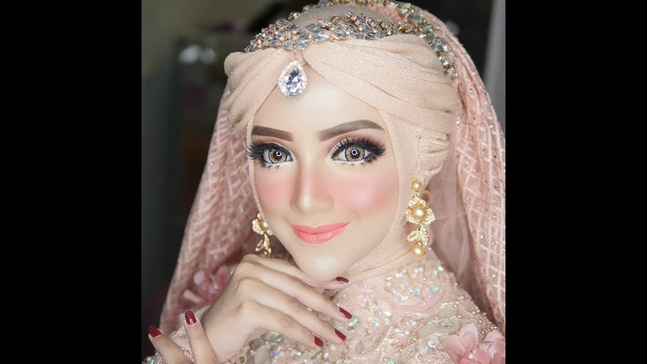 Tutorial Hijab Princess Ala Biak Tengah Satu Hijab Youtube