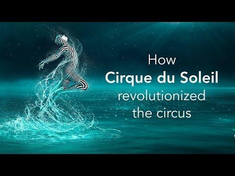 How Cirque du Soleil revolutionized the circus - Blue Ocean Strategy Example