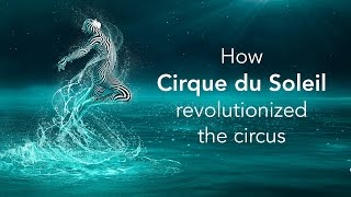 How Cirque du Soleil revolutionized the circus - Blue Ocean Strategy Example thumbnail
