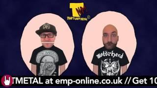 That's Not Metal Advert - EMP