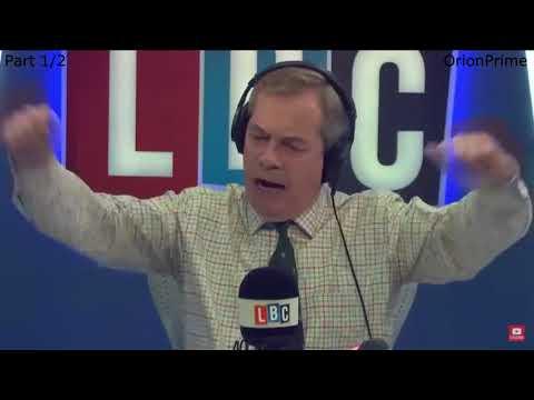 The Nigel Farage Show (Feb 21, 2018) - UK defence cuts