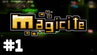 Magicite - Rogue! - [Part 1] Singleplayer