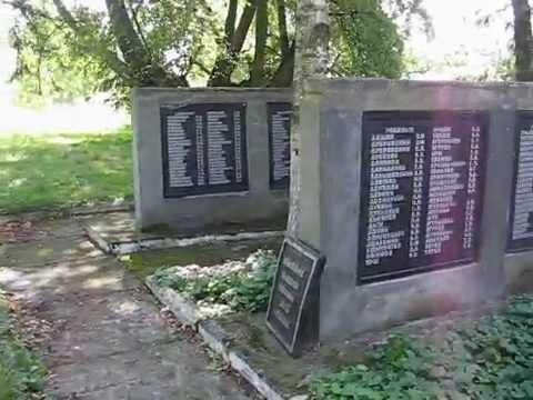 Братская могила в совхозе Ясная Поляна (Нестеровский район, Калиниградская обл.)
