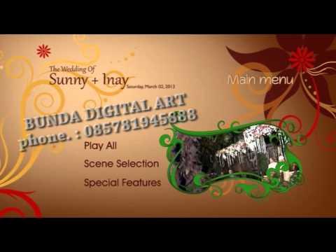 main  menu dvd