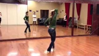 Ladies Salsa Styling Class DF Dance Stdio