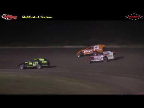 Modified, 305 Sprint Car -- 7/8/17 -- Park Jefferson Speedway