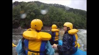 Ocoee River Rafting (OAR)