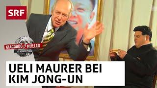 Ueli Maurer bei Kim | Giacobbo / Müller | SRF Comedy