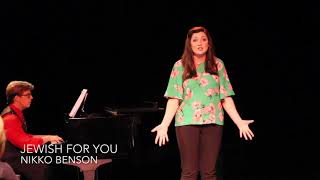 Carley Levy: Musical Theatre Reel 2018