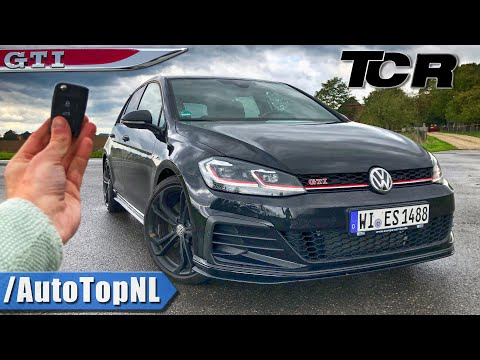 VW Golf GTI TCR | REVIEW POV On ROAD & AUTOBAHN (No Speed Limit) By AutoTopNL