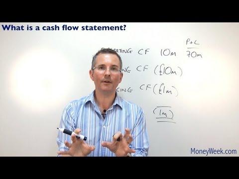 What Is A Cash Flow Statement? - MoneyWeek Investment Tutorials