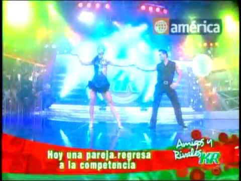 regresan Melissa Loza y Christian Dominguez AMIGOS Y ...