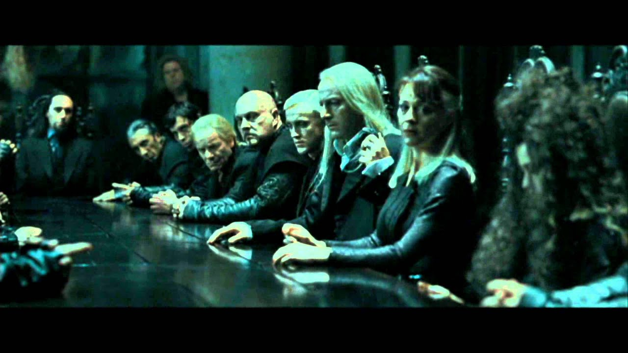 Harry Potter Camera Crew : Harry potter and the deathly hallows part 1 the death eaters at