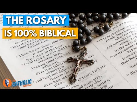 The Rosary: Pagan Devotion or Rooted in Scripture?