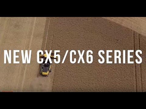 Nueva Serie CX5/CX6. Excepcional en todos los campos  | New Holland Agriculture