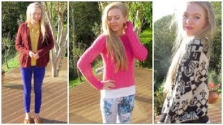 Fall Fashion 2012! Thumbnail