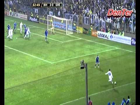 Bosna i Hercegovina - Grcka 3:1 (Bilino Polje 22.3.2013) - Izvještaj