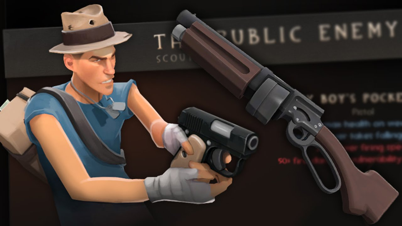 TF2: New Public Enemy set - YouTube
