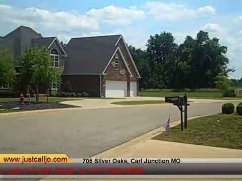705 Silver Oaks, Carl Junction MO (Home for sale)