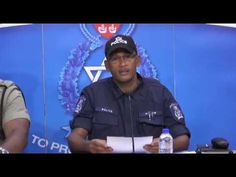 TTPS Weekly Media Briefing 02.05.18