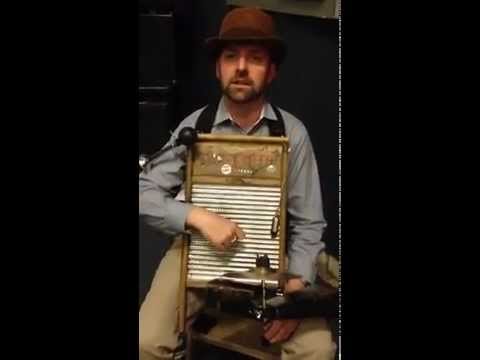 Green Rock River Band - Meet the Washboard