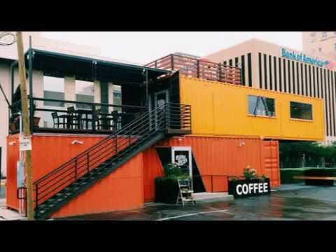 Shipping Container Coffee Shop El Paso - Shipping Container Coffee Shop El Paso