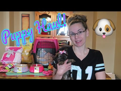 🐶Puppy HAUL! | What You Need For A New PUPPY!🐾