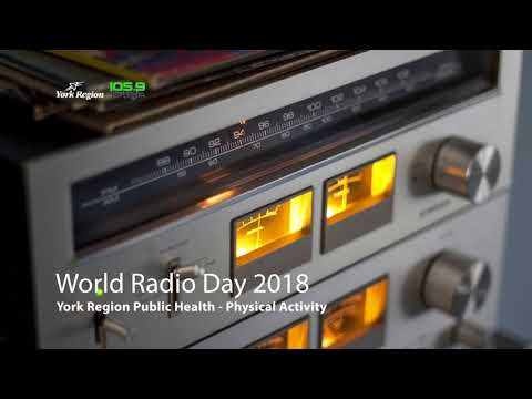 World Radio Day 2018 - Physical Activity