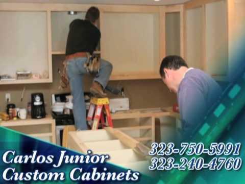 Carlos JR, Custom Cabinets, Los Angeles, CA