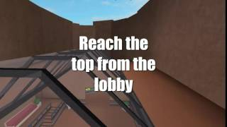 [PATCHED] WALL GLITCH AND TOP THE LOBBY GLITCH | Epic Minigames | ROBLOX
