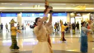 Sinulog Dancers of University of San Carlos