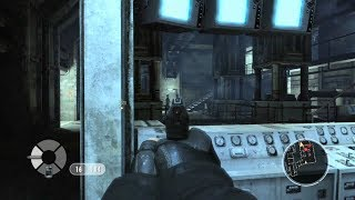 ゴールデンアイ007: Reloaded(PS3) - 007 Classic - Mission 2:FACILITY(化学工場)