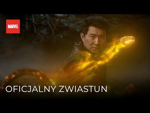 Shang-Chi i legenda dziesięciu pierścieni - zwiastun #2 [dubbing]